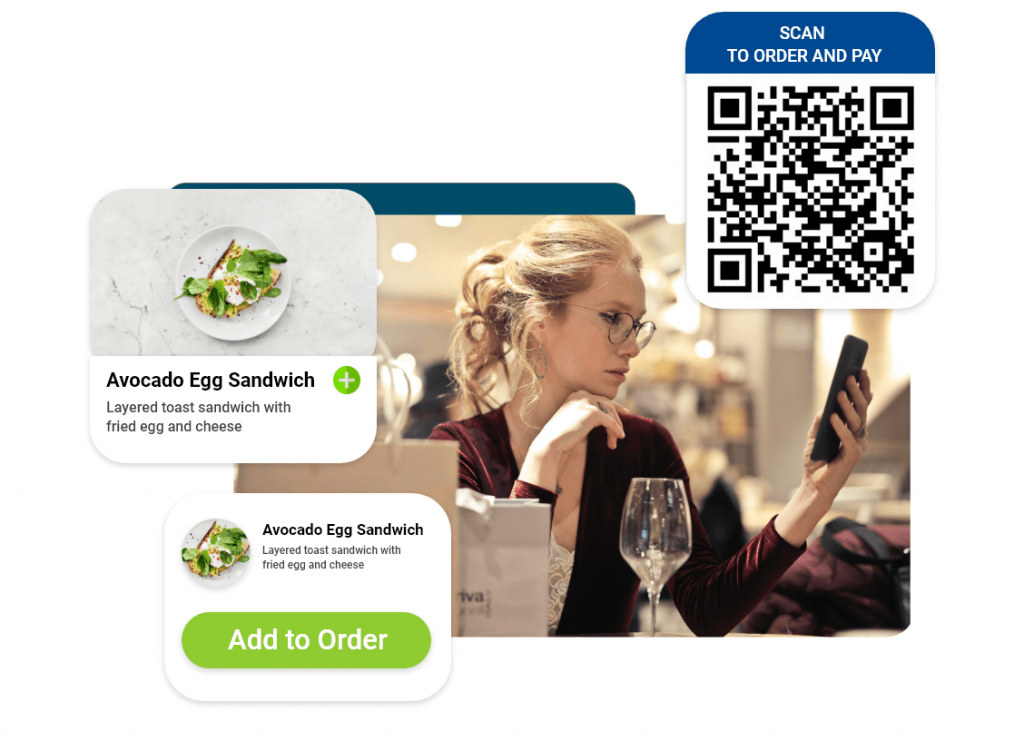 QR BASED DINING ORDERING SYSTEM